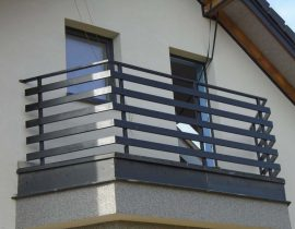 Balustrada balkonowa castorama
